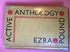 Active Anthology: Ezra Pound, Ed.