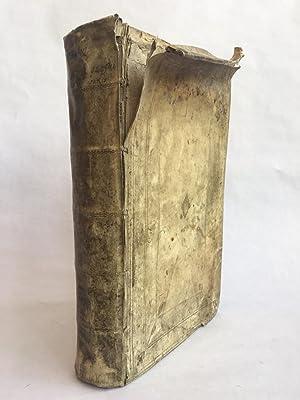 Loci Theologici [Locorum Theologicorum] Quibus et Loci: Chemnitii, Martini [Martin