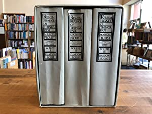 Remembrance of Things Past (Three Volumes in: Proust, Marcel; C.
