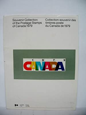 Souvenir Collection of the Postage Stamps of Canada 1979
