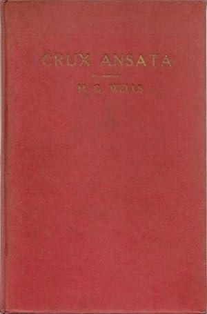 h g wells - crux ansata - Used - AbeBooks