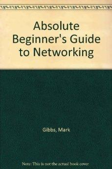 Absolute Beginner's Guide to Networking.