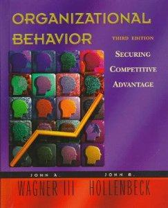 Organizational Behavior: Securing Competitive Advantage.: John A. Wagner