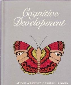 Cognitive Development.: Marvin W. Daehler,