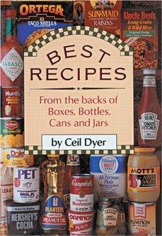 Best Recipes from the Backs of Boxes, Bottles, Cans, and Jars.