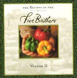 Recipes of the Five Brothers: Volume II.