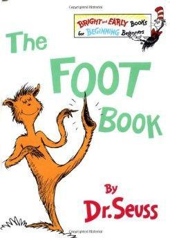 The Foot Book.