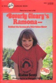 Ramona: Behind the Scenes of a Television: Elaine Scott.