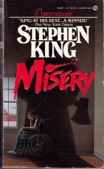 Misery.: Stephen King.