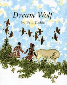 Dream Wolf.: Paul Goble.