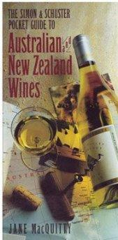 The Simon & Schuster Pocket Guide to Australian and New Zealand Wines.