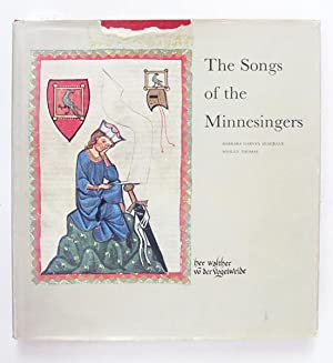 Songs of the Minnesingers.: Seagrave, Barbara Garvey;
