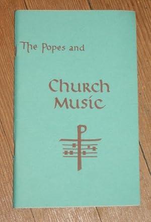 The Popes and Church Music.: Cody, John (ed.)