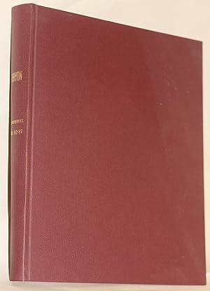 Gesamtausgabe: Complete Works; Serie 1, Band 9: Series 1, Volume 9; Symphonien: Symphonies No. 82-...
