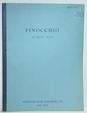 Pinocchio: A Merry Overture.: Toch, Ernst
