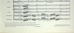 Oedipus Rex: Opera-Oratorio en deux actes d'apres Sophocles; Opera-Oratorio in two acts after ...