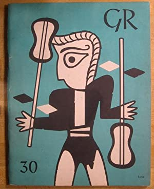 Guitar Review: August, 1968, No. 30: Bobri, Vladimir, editor