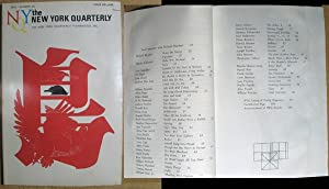 The New York Quarterly; 1978, Number 20