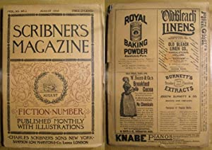 Scribner's Magazine Vol. XII, No. 2; August 1892