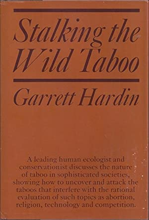Stalking the Wild Taboo: Hardin, Garrett