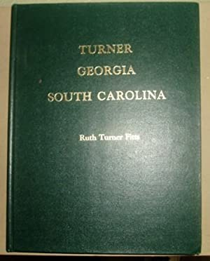 Turner - Georgia, South Carolina: Fitts, Ruth Turner