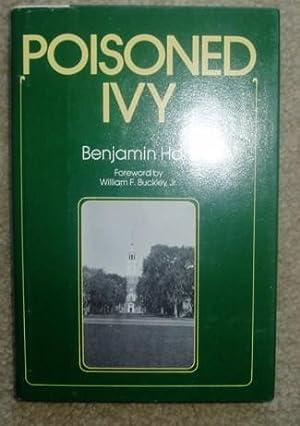 Poisoned Ivy: Hart, Benjamin