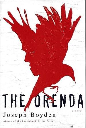 The Orenda: Boyden, Joseph