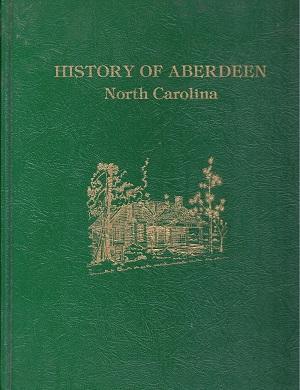 History of Aberdeen: Richardson, Emma G.