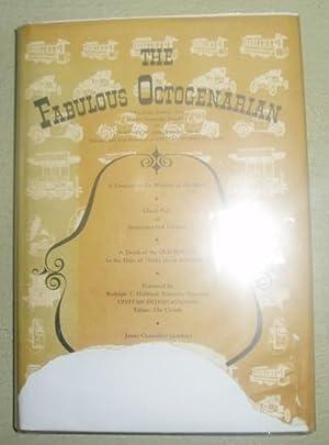 The Fabulous Octogenarian: Courtney W. Shropshire, M.D.: Leonhart, James Chancellor, Editor