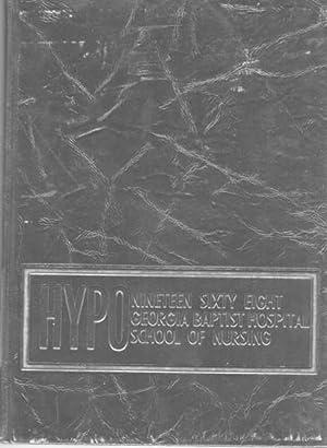 Hypo, Georgia Baptist Hospital School of Nursing Yearbook, 1968: Bickley, Kaye, Editor
