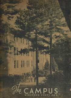 The Campus, Emory University, 1941