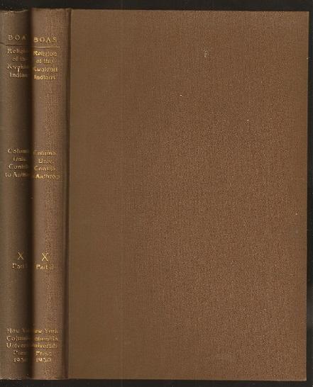 Books by Franz Boas