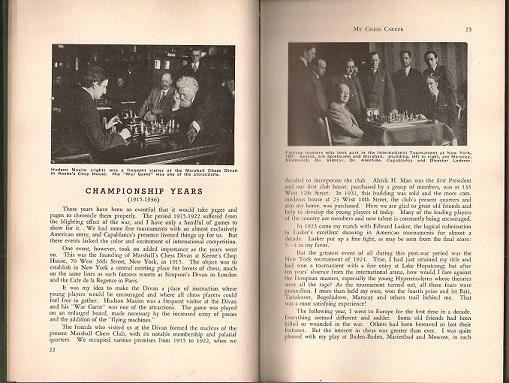 My Fifty Years of Chess