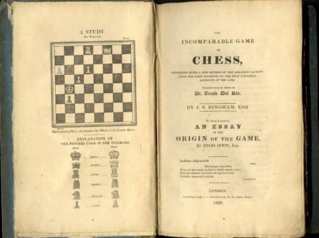 essay on chess