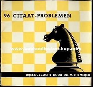 96 Citaat - Problemen: Niemeijer, Meindert (1902-1987)