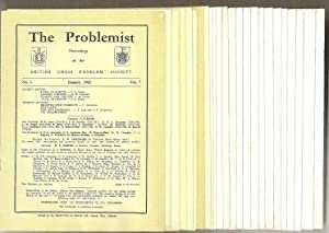 The Problemist: Proceedings of the British Chess: C. S. Kipping