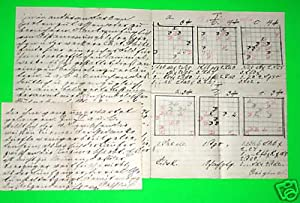 Problem Letter: Braune, Robert (1845-1924)