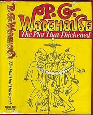 The Plot That Thickened: Pelham Grenville Wodehouse