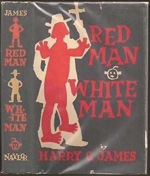 Red Man White Man: Harry Clebourne James