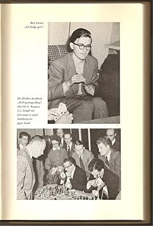 Zonenturnier Wageningen 1957: Bouwmeester, Hans (1929-?)