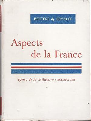 Aspects de la France: aperçu de la: Bottke, Karl G.,