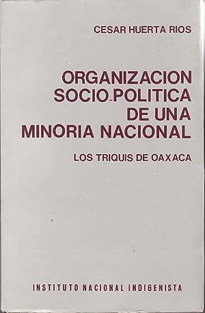 Organizacion socio-politica de una minoria nacional: Los: Huerta Rios, Cesar
