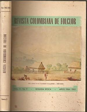 Revista Colombiana de Folclor: Francisco Marquez Yanez