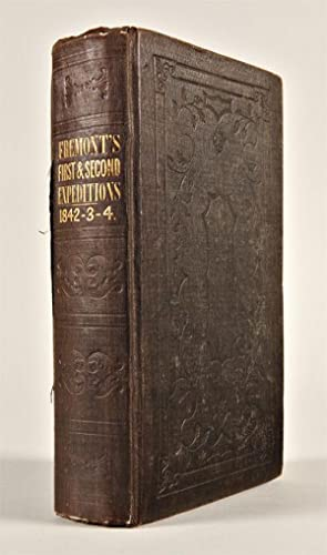 Report of the Exploring Expedition to the: Freemont, John Charles