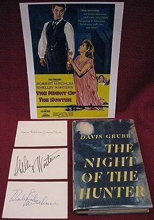 The Night of the Hunter: Grubb, Davis Alexander