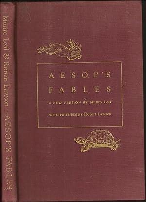 Aesop's Fables: Wilbur Monroe Leaf
