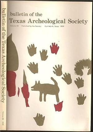 Bulletin of the Texas Archeological Society: Johnson, Eileen (editor)
