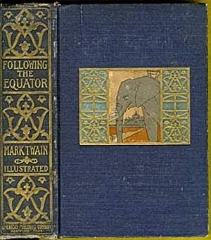 Following the Equator: A Journey Around the: Mark Twain (PSUED