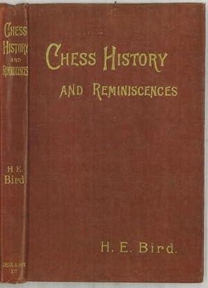 Chess History and Reminiscences: Bird, Henry Edward (1830-1908)