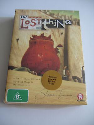 The Lost Thing: A Short Film DVD + What Miscellaneous Abnormality is That?: Limited Edition Book [...